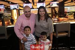 Familia Herrera Escobar.