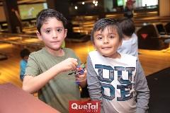 Sergio y Daniel.