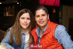 Priscila Gordoa y José Luis .