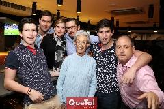 Familia Cossío .