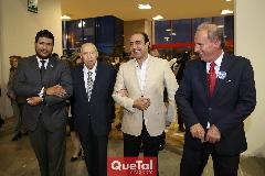 Recorrido por la Expo Mueblerías Garza .