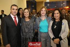 Eduardo Gómez, Claudia Gómez, Rocío Gómez y Lourdes Gómez .