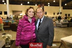 Toyita y Rafael Villalobos .