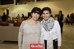 Magdalena González y Ana Sofía Ramírez .