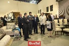 Recorrido por la Expo Mueblerías Garza.