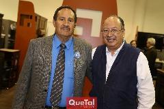 José Juan López y José Manuel Ovalle .