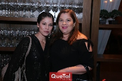 Raquel Vega y Lorena Ruiz.