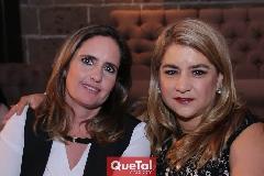 Marcela Payán y Carmenchu.