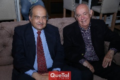 Manuel Bravo y Jesús de la Maza.