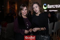 Gabriela y Ana Brugal.