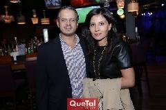 Miguel y Emi Delgado.