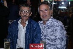 Miguel y Alejandro Abud.