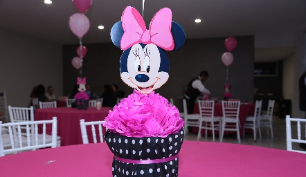 Detalles by party room.