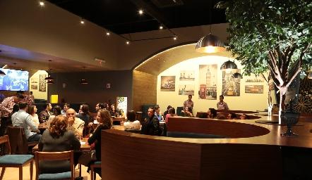 Mercatto Cocina Urbana & Bar.