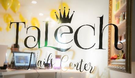 TALECH Nails Center.