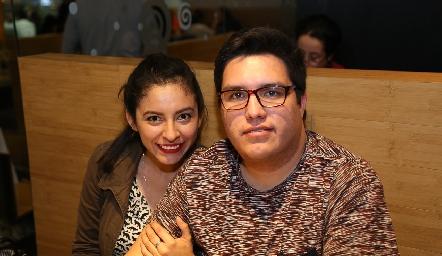 Humberto y Angélica .