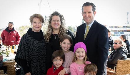 Familia Rubín de Celis Spamer.