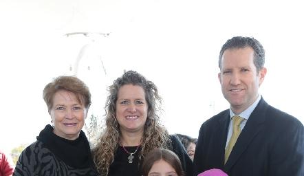 Familia Rubín de Celis.