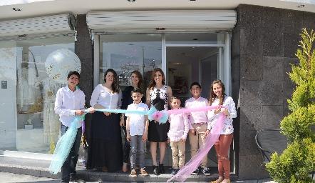 Inauguración de Pía Caterina.