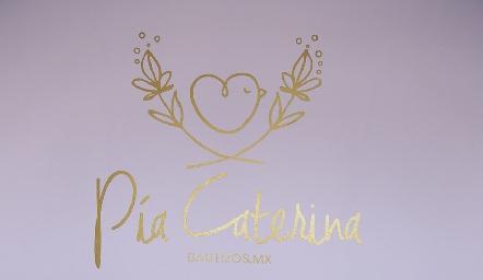 Pía Caterina.