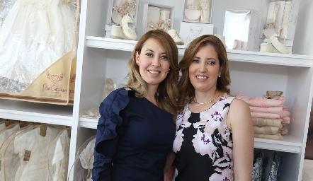 Marisol y Rocío Padilla.
