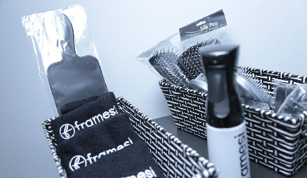 Productos Framesi.