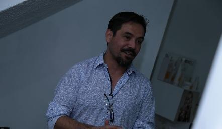 Paco Benítez.