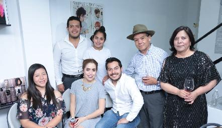 Familia Cano Mejorada.