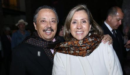 José y Rocío Sigona.