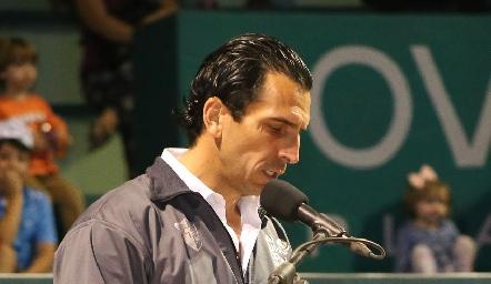 Javier Fernández.