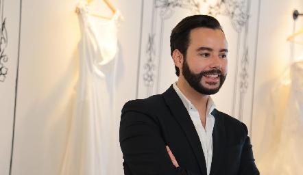 Inauguración de Tiscareno Bridal Couture.