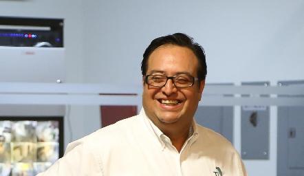 Raúl Amezcua.