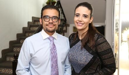 Carlos y Rosa Fonseca.