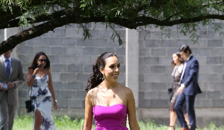 Mariana Tobías.