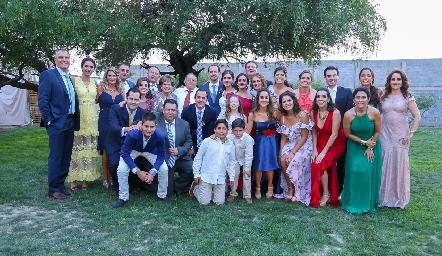 Familia Payán Espinosa.