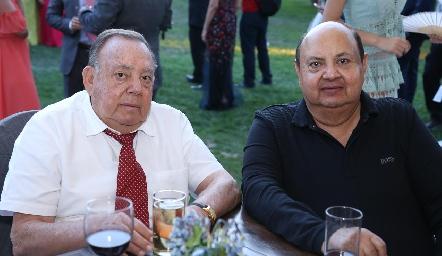 Jacobo y Juan Payán.