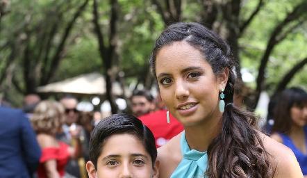 Marcelo y Ana Paula Silva.