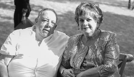Jacobo y Yolanda Payán.