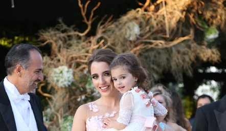 Ana Paula y Marina.