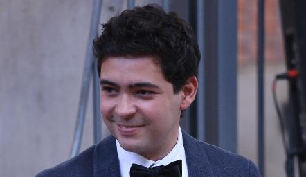 Ernesto Navarro.