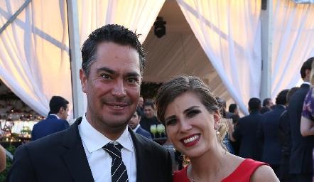 Sebastián Rosillo y Sofía Muzquiz.