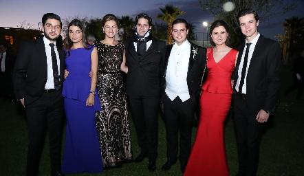 Familia Rosillo.
