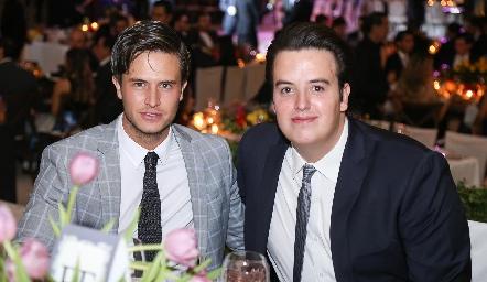 Bernardo y Javier Herrera.