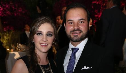 Pau Martínez y Rodrigo Alcalde.