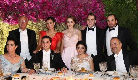 Familia Rosillo de los Santos.