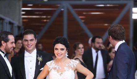 Santiago y Daniela.