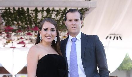 Alis González y Juan Fer Rojas.