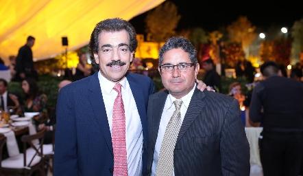 Gabriel Torres y Gerardo Rodríguez.