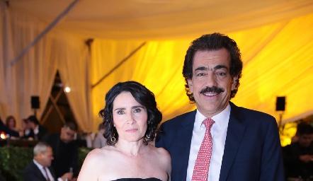 Lula López y Gabriel Torres Corzo.