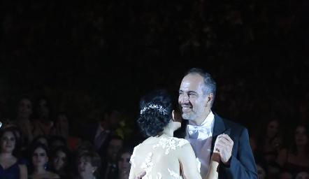 Vals de Daniela y Santiago.